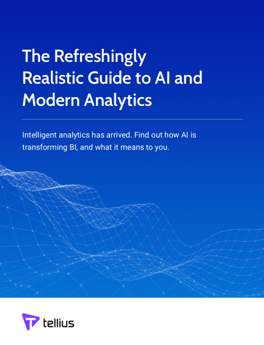 The Refreshingly Realistic Guide to AI and Modern Analytics